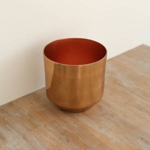 copper pot wedding