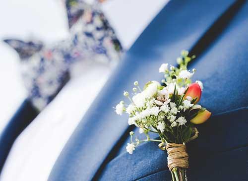 prom flowers buttonhole norfolk workshop