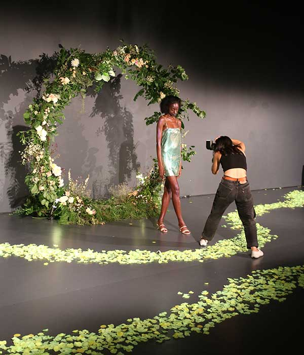 flower archway for events weddings photoshoots