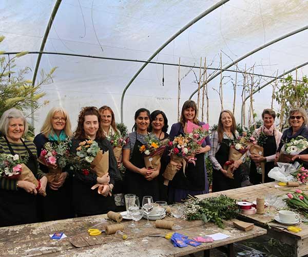 Floral Workshop in Norwich Norfolk