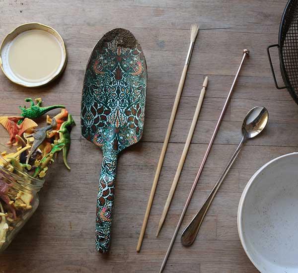 make your own terrarium tools