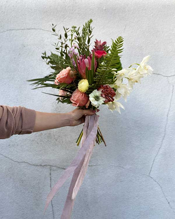 Botanical Wedding Bridal Bouquet