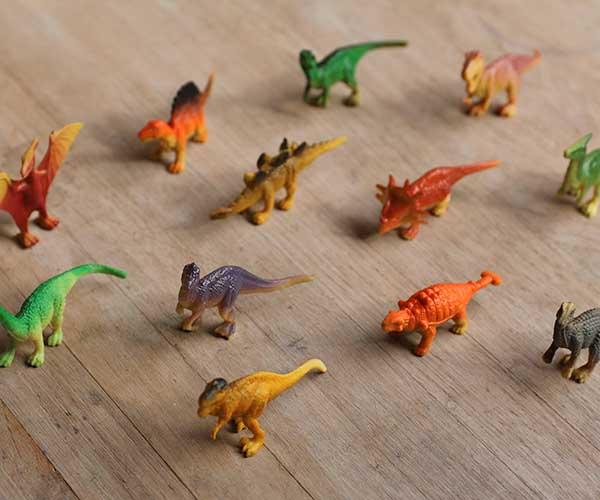 terrarium dinosaur toy