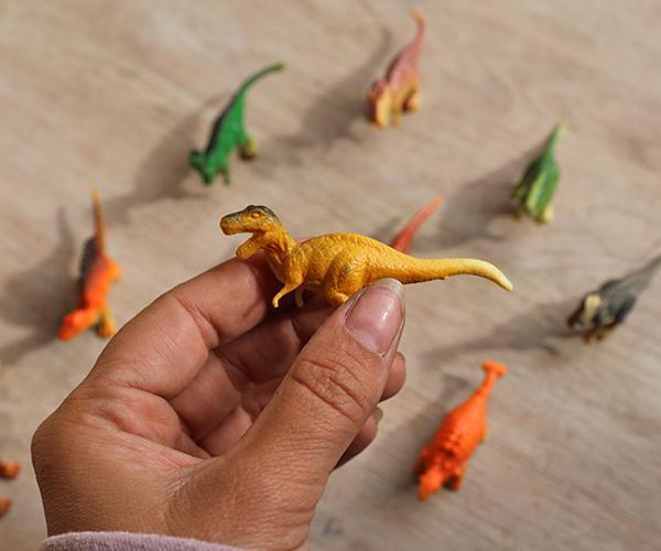 mini dinosaur toy