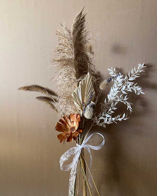 dried flower bouquet for sale