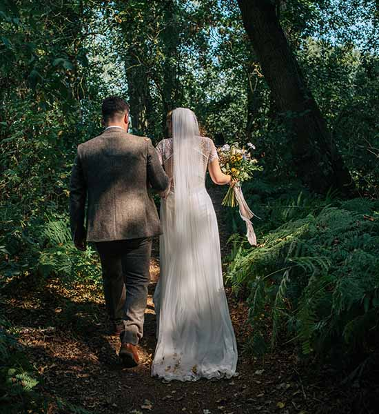 wedding florist in Norfolk