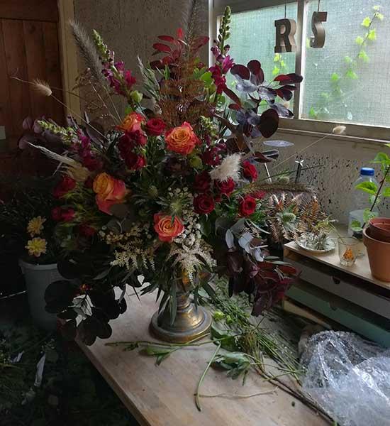 norfolk wedding florist